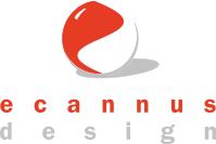 Ecannus Design Retina Logo