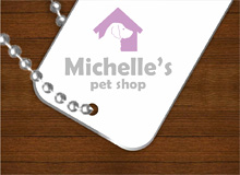 Brand Identity | Michelle's Pet Shop