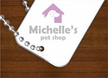 Brand Identity | Michelle's Pet Shop